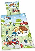 Bavaria-Home-Style-Collection Kinderbettwäsche