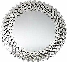 Bavary   Luxus   Spiegel   Deko-Spiegel   Rund  