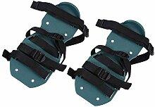 Baverta Lawn Aerator Schuhe - Single Strap Design