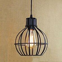 BAYCHEER Netz Hängeleuchte Industrielampe