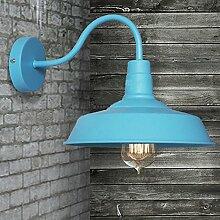 BAYCHEER Retro Wandleuchte Wandlampe Hängelampe