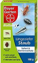 Bayer 79513836 Garten Ungeziefer Staub, 100 g