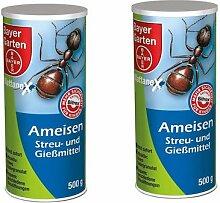 Bayer Ameisen Streu- und Gießmittel 1kg