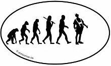 Bayer Tracht Buam Maßkrug EVOLUTION Aufkleber