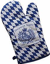 Bayerisch-schenken bayrischer Grillhandschuh