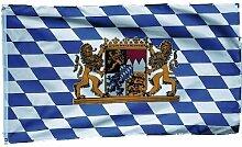 Bayerische Fahne Land Bayern 90x150cm Oktoberfes