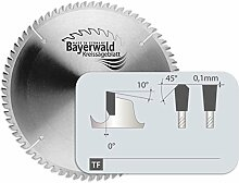 Bayerwald - HM Kreissägeblatt - Ø 230 mm x 1,8