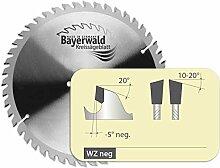 Bayerwald - HM Kreissägeblatt für Holz - Ø 254
