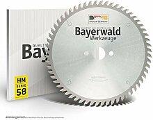 Bayerwald - HM Kreissägeblatt für Holz - Ø 420