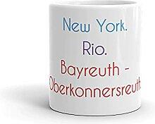 Bayreuth - Oberkonnersreuth Becher | Tasse mit