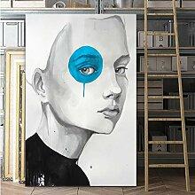 BAYUE Wall Art Dekorative Bilddrucke auf Leinwand