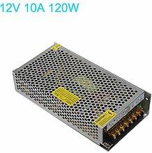 Bazaar 12v 10a 120w Schaltnetzteil für LED ziehen