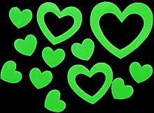 Bazaar 3Staubbeutel Cute Love Herz Glow Wand