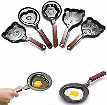 Bazaar 5x SET nicht Stick Cartoon Omelette