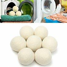 Bazaar 8ST XL Wolle Trockner Ball