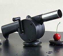 Bazaar BBQ Werkzeug Grill Kurbel Außen Anlasser