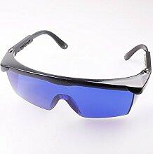 Bazaar Blaue Laserschutzbrille für 650nm