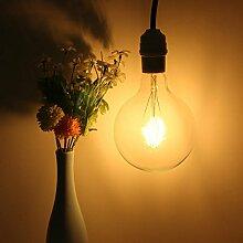 Bazaar E27175mm G1254W Retro LED Filament