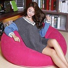 Bazaar espesar kreative Portable schnell Kissen Sofa aufblasbar Stuhl Träge der Bettwäsche Garden Sleep Balkon Ko