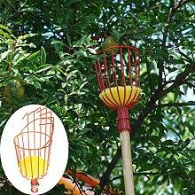 Bazaar Gartenarbeit Obst Sammeln Werkzeug Manuell Fruit Picker Mitsumane