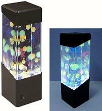 Bazaar Jelly Kugelwasseraquariumbehälter LED