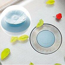 Bazaar Kirschmuster Bodenablauf Filter Badezimmer Haar Prevention Kitchen Sink ablassen Werkzeuge