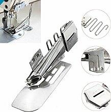 Bazaar kp-104Janome coverPRO double-fold Binder Binding Werkzeuge Nähmaschine Zubehör Teil
