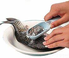 Bazaar Küche, die Werkzeug Scraping Schuppen Fischgeräte Kreative Scraping Waagen Bürstenvorrichtung