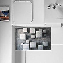 Bazaar PAG 3D Waschbar Badezimmer Platz Säulen