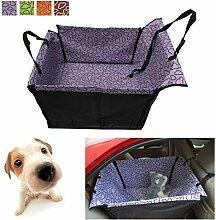 Bazaar Pet Hunde Auto Katze hinten Rücksitz