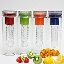 Bazaar Trinkflasche mit Frucht-Infusionen, für
