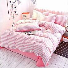BB.er Art und Weise Gestreifte Bettwäsche