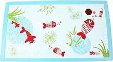 BBCare Rutschfeste Badematte für Babys mit