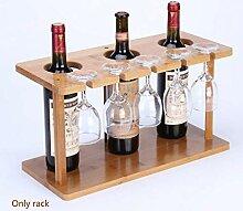 Bbdsj Rotwein Kelch Heimgebrauch Weinglas Rahmen,