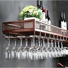Bbdsj Weinglashalter hängende Becherhalter