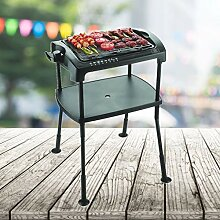 BBQ Barbeque Elektro-Standgrill Cool-Touch