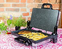 BBQ Barbeque Elektrogrill Cool-Touch 2000W