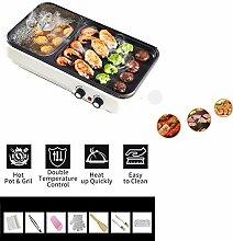 BBQ - Das Elektrische Koreanische Barbecue-Hot Pot