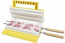 BBQ Fleischspieß Maschine Barbecue Kebab Maker