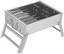 BBQ Grill, Faltbar Grill Camping Röster - Tragbar