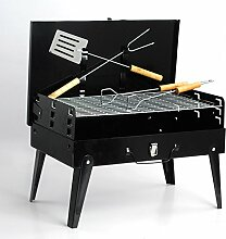 BBQ Holzkohle Grill Falten Barbecue Grill Home Grill Portable Barbecue Grill