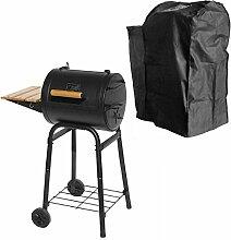 BBQ-Scout KS0416 Grill´n Smoke Patio Classic BBQ-Grill + Abdeckung