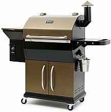 BBQ-Toro Pellet Smoker Grill PG2   vollautomatisch