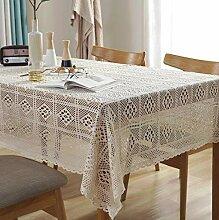 BBQBQ Rechteckige Tischdecke modernen