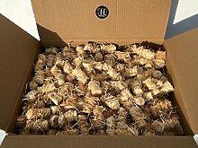 BBQKontor 10kg Premium Anzünder aus Holzwolle &