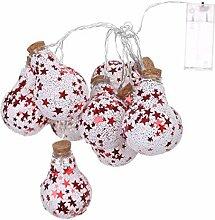 BBQQ LED Weihnachtsbaum Lichter Strings