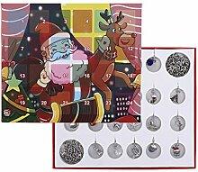 BBQQ Weihnachten Countdown Adventskalender 2020