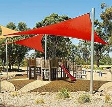 BBVS 4 * 4 * 5.7m Dreieck Versenkbarer Pavillon im