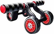 BBZZ Fitness Bauchrad Roller Pad mit