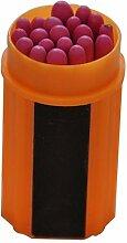 bcletty Portable extra großem Kopf winddicht